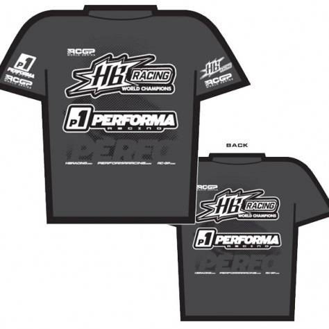 HB RACING PERFORMA RCGP T-Shirt - Small