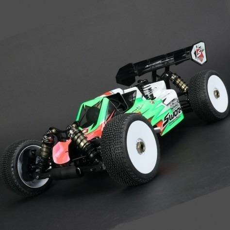 SWORKz S35-4 1/8 Competition Buggy
