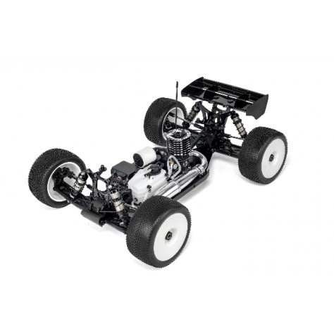 HB RACING D8T Evo3 1/8 Competition Nitro Truggy