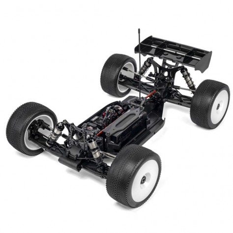 HB RACING E8T Evo3 1/8 Competition Electric Truggy