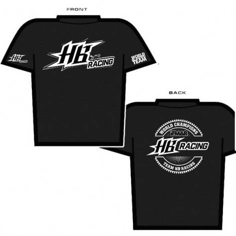 HB RACING World Champion HB Racing T-Shirt L  (Next Level)