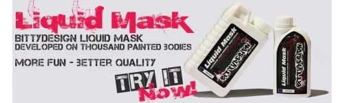 Bittydesign Liquid Mask